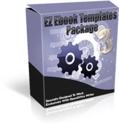 Pay for EZ eBook Template Package V3