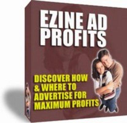 Pay for Ezine Ad Profits PLR