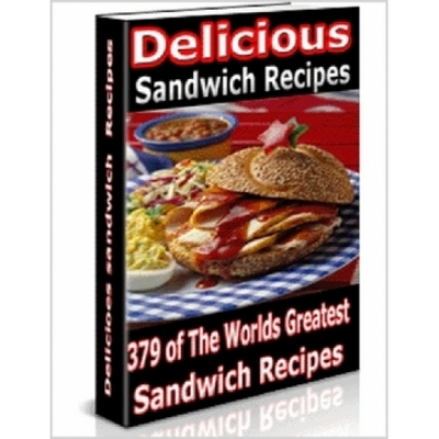 Pay for Delicious Sandwich Recipes (PLR)