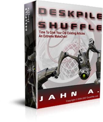 Pay for Deskpile Shuffle plr