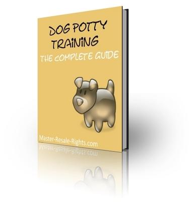 Pay for Dog Potty Training PLR
