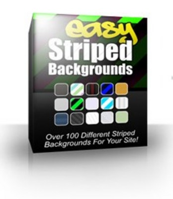 Pay for Easy Striped Backgrounds PLR