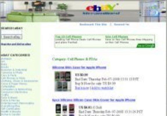 Pay for eBay Cash Flow Site PLR