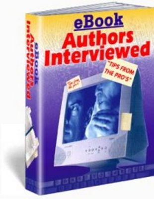 Pay for Ebook Authors Interviewed  PLR