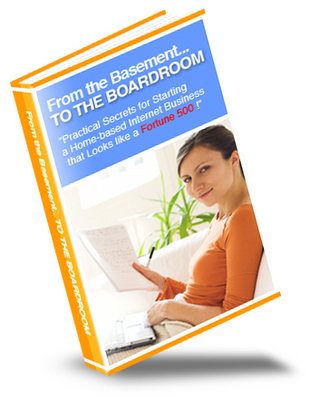 Pay for From the Basement to Boardroom (PLR)