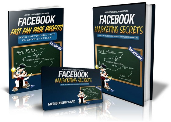 Pay for Facebook Marketing Secrets - eBooks and Audios PLR