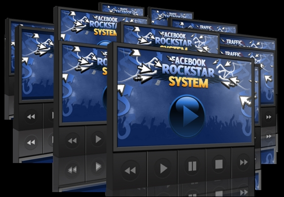 Pay for Facebook Rockstar - Video Series PLR