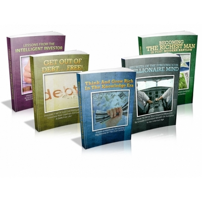 Pay for Financial Freedom Series plr
