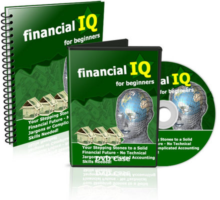 Pay for Financial IQ for Beginners - Audio and Video plr