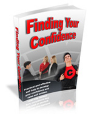 Pay for Finding Your Confidence plr