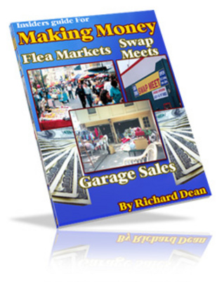Pay for Garage Sales & Swap Meets plr
