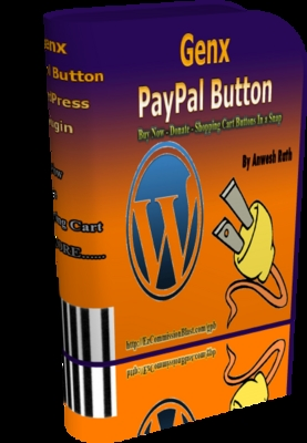 Pay for GenX PayPal Plugin for Wordpress