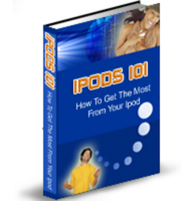Pay for iPods 101 (PLR)