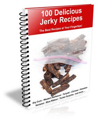 Pay for Jerky Recipes (PLR)