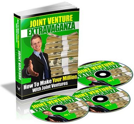 Pay for Joint Venture Extravaganza - Audio Interview (PLR)
