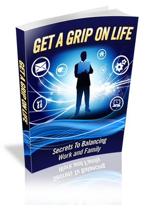 Pay for Get a Grip on Life - Viral eBook