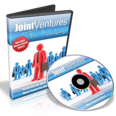 Pay for Joint Ventures for Newbies - Video Series