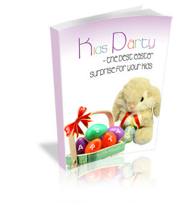 Pay for Kids Party - Easter - Ebook and Audio