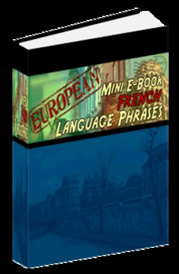 Pay for Language Phrases - French