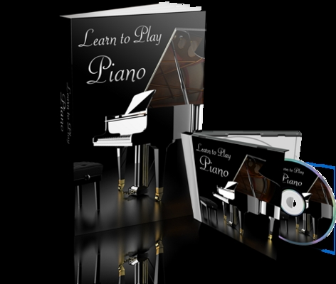 Pay for Learn to Play Piano - eBook and Audio