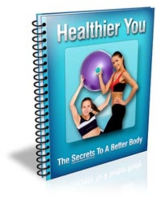 Pay for Healthier You - Secrets to a Better Body PLR