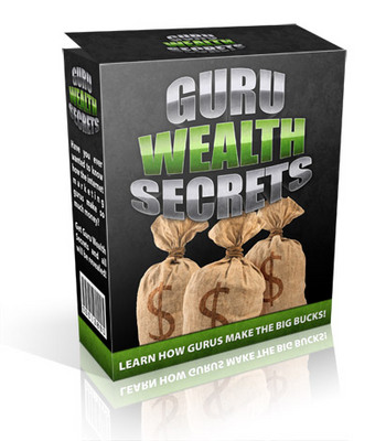 Pay for Guru Wealth Secrets - eBooks and Videos PLR