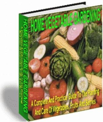 Pay for Home Vegetable Gardening (PLR)