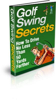 Pay for Golf Swing Secrets (PLR)