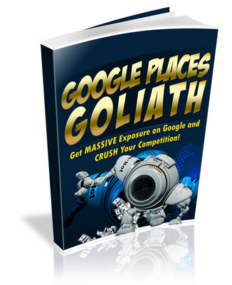 Pay for Google Places Goliath - Viral eBook plr