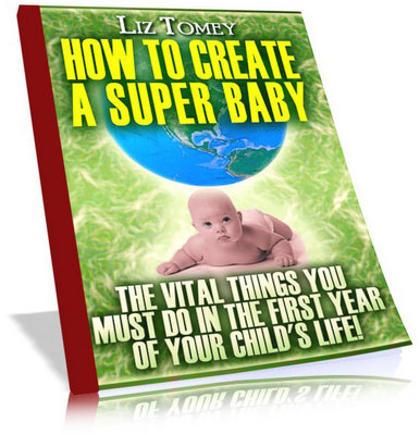 Pay for How to Create a Super Baby plr