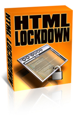 Pay for HTML Lockdown (PLR)