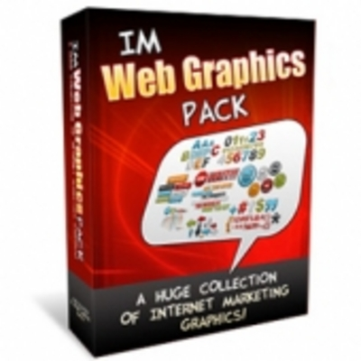 Pay for IM Web Graphics Pack plr
