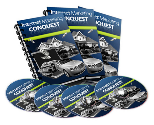 Pay for Internet Marketing Conquest - Video Series plr