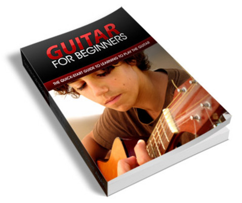 Pay for Guitar for Beginners - Viral eBook plr