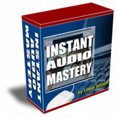 Pay for Instant Audio Mastery PLR