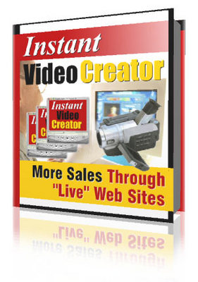 Pay for Instant Video Creator (PLR)