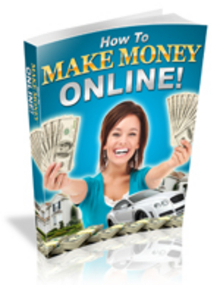 Pay for Make Money Online - Website Template