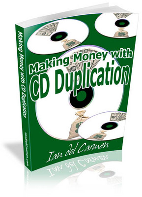 Pay for Making Money with CD Duplication PLR