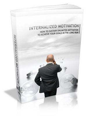 Pay for Internalized Motivation PLR