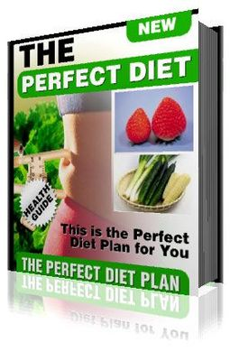 Pay for Perfect Diet for You PLR