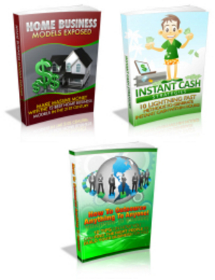 Pay for PLR Combo Pack # 6 (PLR)