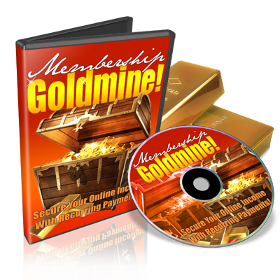 Pay for Membership Goldmine - Video Series