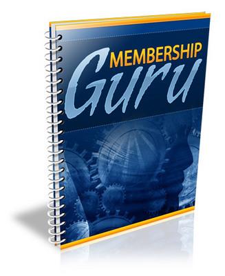 Pay for Membership Guru (PLR)