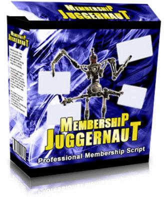 Pay for Membership Juggernaut (PLR)