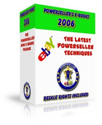 Pay for PowerSellers 2006 Package PLR