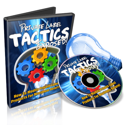 Pay for Private Label Tactics Exposed - Video Series