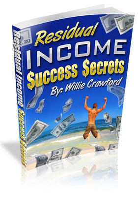 Pay for Residual Income Success Secrets (PLR)