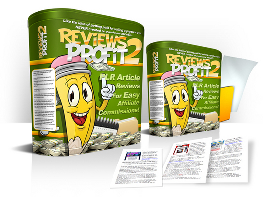 Pay for Reviews to Profits - Affiliate Templates