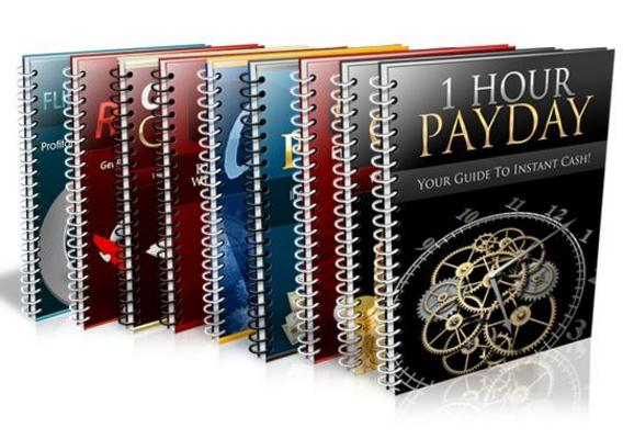Pay for Ready Made Profits - Reports Package (PLR)