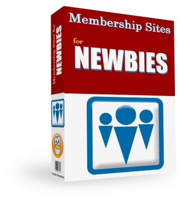 Pay for Membership Sites for Newbies (PLR)